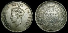 INDIA Colonial British India George VI King of the United Kingdom and Emperor
