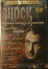 SHOCK + THE LAST MAN ON EARTH - #435 - VINCENT PRICE - THRILLER - PSYCHOLOGICAL