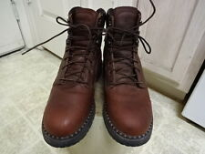 RED WING BOOTS MADE IN USA EXCELLENT CONDITION FEW TIMES USED VERY CLEAN 9 E