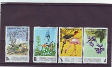 SINGAPORE - SG128-131 MNH 1970 WORLDS FAIR