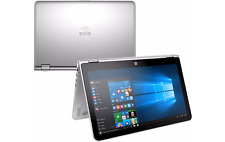"HP x360 Touch 15t Laptop 15 Convertible 15.6"" 1080P i5-7200U 6GB 1TB AC & Btooth"