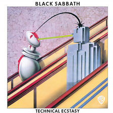 Technical Ecstasy - Black Sabbath (2016, Vinyl NIEUW)
