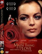 The Main Thing Is To Love (1975, Andrzej Zulawski) DVD NEW