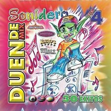 Duende Mix Sonidero, Vol. 4 by Various Artists (CD, Jul-2005, Univision Records)