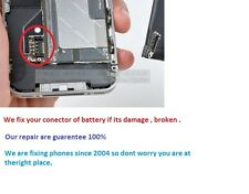 iPhone 4 & 4S Battery Terminal Motherboard Repair