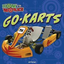 Go-Karts by Jeff Barger (2016, Hardcover)