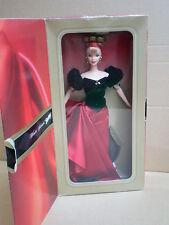 Muñeca Barbie Esplendor De Invierno Edición Especial 1998 Mattel Avon En Caja