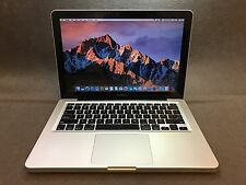 "Apple MacBook Pro A1278 13.3"" Laptop MC724LL/A (February, 2011) 2.7GHz i7 4GB"