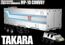 Transformers Takara Japan Masterpiece MP-10 Optimus Prime 2.0 Trailer Loose