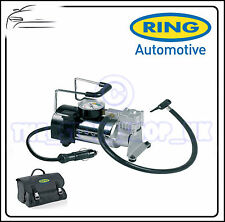 Ring 4x4 Air Compressor PSI Kg/cm2 Complete with Storage Bag RAC700