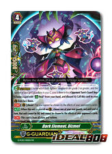 Cardfight Vanguard  x 1 Dark Element, Dizmel - G-FC03/051 - RR Mint