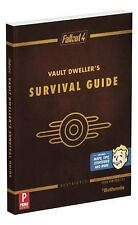 Fallout 4 Vault Dweller's Survival Guide : Prima Official Game Guide (Paperback)