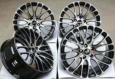 "18"" CRUIZE 170 BP ALLOY WHEELS FIT ALFA ROMEO 159 BRERA GIULIETTA SPIDER"