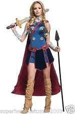 Avengers Age of Ultron Thor Valkyrie Female Costume Marvel SZ 2-6 Rubies 810376