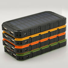 Power Bank 5000mAh Portable Solar Powerbank Extreme Mobile Phone Battery Charger