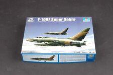 Trumpeter 1/72 01650 F-100F Super Sabre