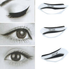 NEW Style 6 in 1 Women Makeup Beauty Eyeliner Stencil Models Template Tool Kit