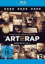 The Art of rap di B-Real, Bun B., Africa Bambaataa, Busy Bee, Joe Budden (2012)