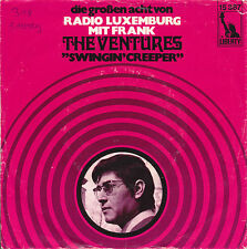 "7""-The Ventures - The Swingin Creeper / Teen Beat - Liberty LB 15387 A - DE 1968"