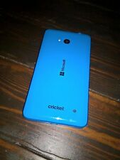 Microsoft Lumia 640 - 8GB - Cyan - (Cricket) Windows Smartphone