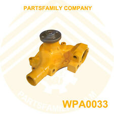 Water pump with Gasket for Komatsu S4D95 4D95L Engine PC60-5 PC75UU-2 PC120-5