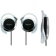 Panasonic RP-HZ47-K Black Ear-Clip Headphones 9.9mm Ultra Slim RPHZ47 GENUINE