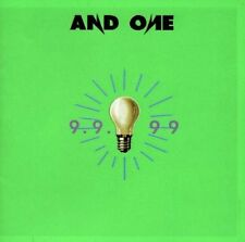 And One - 9.9.99 9 Uhr / VIRGIN RECORDS CD 1998