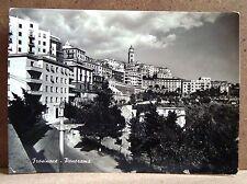 Frosinone - panorama [grande, b/n, viaggiata]