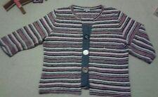 per una striped cardigan size xl