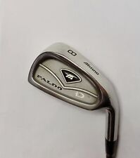 Mizuno faldo id 8 iron regular graphite shaft tour tech grip
