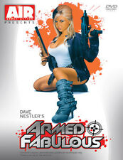 AIRBRUSH ACTION DVD - DAVE NESTER - ARMED & FABULOUS - D1DN01