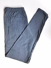 Solid Charcoal Leggings Tall Curvy TC Large 12-18 Brushed Microfiber Butter Soft
