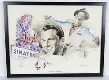 """Betty Harper (American, 1946-) """"Sinatra at the Sands"""" Original Limited... Lot 19"""