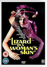 A Lizard In A Woman's Skin DVD Lucio Fulci Erotic Giallo Thriller