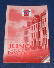 THEATRE ROYAL NORWICH - JUNO AND THE PAYCOCK 26 APRIL - 1 MAY 1993