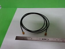 LOW NOISE CABLE AO 0038 for BRUEL KJAER DENMARK ACCELEROMETER AS IS #B1-D-01