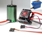 Castle Creations Mamba Monster X 1/8 WP Esc w 2200KV Motor Combo + 0231MG Servo