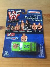 WWF WWE 1/64 Scale Radical Rides Triple H HHH Die-Cast Car DX WCW ECW ROH TNA