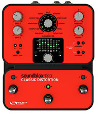 Source Audio Soundblox Pro Classic Distortion Effects Pedal, New!