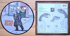 """MINT AEROSMITH HOLE IN MY SOUL LIMITED EDITION 7"""" VINYL Picture Disc + Insert"""