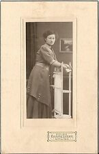 CAB photo Feine Dame - Ohligs um 1910