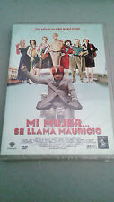 "DVD ""MI MUJER ... SE LLAMA MAURICO"" PRECINTADA JEAN-MARIE POIRE PHILIPPE CHEVALI"