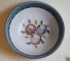 Keramik Werkstätte Achdorf Landshut Huber-Roethe Schale