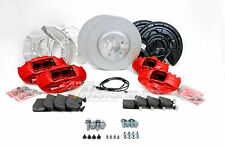 BMW M Performance Brake System - RED - F30 F31 F32 F33 F34 F36 Big Brembo Kit