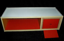 VINTAGE 1970's LUNDBY GOTHENBURG ELECTRIC DOLLS HOUSE GARAGE EXTENSION LEVEL