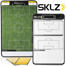 """NEW 2017"" SKLZ FOOTBALL / SOCCER MAGNA COACH MAGNATIZED MARKERBOAD / CLIPBOARD"