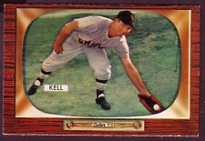 1955 BOWMAN GEORGE KELL CARD NO:213 GK21 NEAR MINT