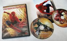 Spider-Man (DVD, 2002, 2-Disc Set) Full Screen Special Edition Like New