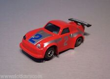 Circuit Rotafast  Porsche 911 rouge ho slot car new compatible AFX Tyco Faller
