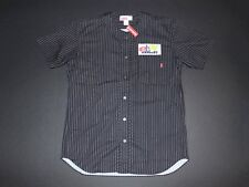 Supreme CDG Comme des Garcons Shirt Baseball Jersey New York Tee Yankees Size L